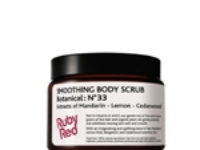 Ruby Red: A regenerative Body Scrub for all skin types