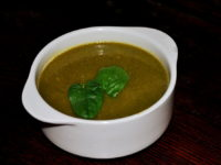 Smooth Green Winter Soup