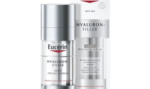 Product Review: Eucerin Peeling & Serum