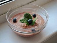 Cereal & Fruit Smoothie Breakfast